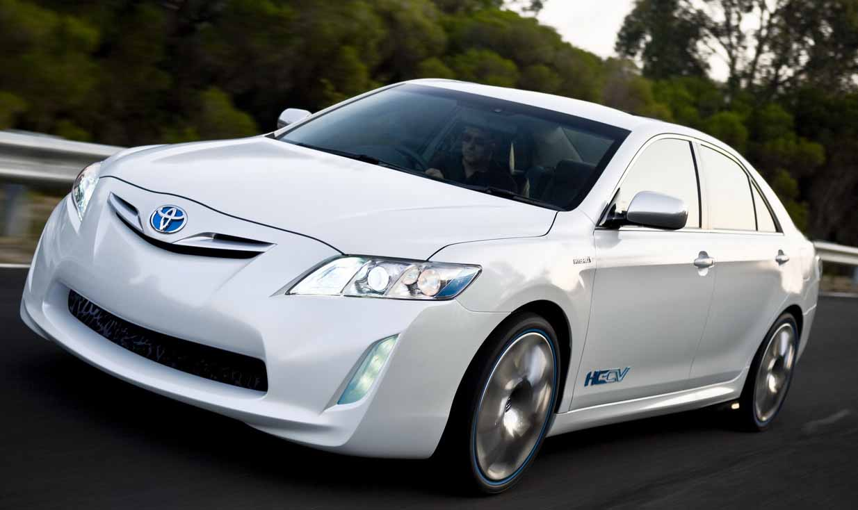 Toyota Camry Hybrid For 2012 ...