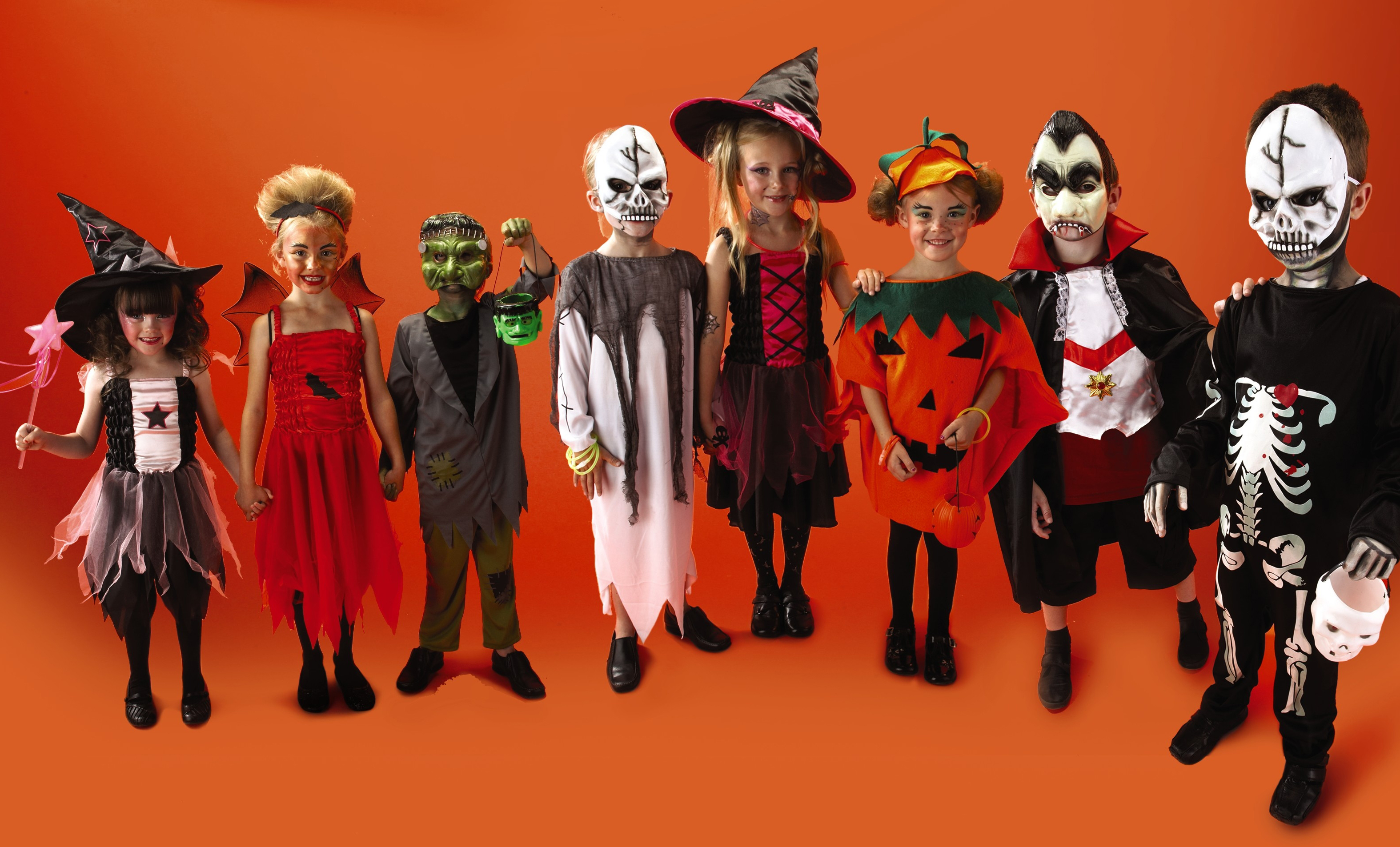 kids halloween costumes - Halloween Is Scary