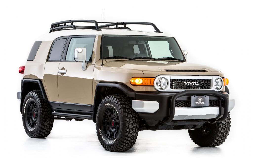 Toyota Fj Cruiser Accessories >> Toyota Fj Cruiser Street Toyota Amarillo Texas